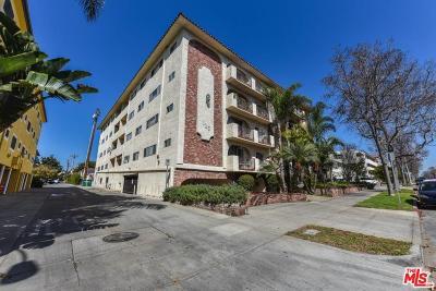 Santa Monica Condo/Townhouse For Sale: 125 Montana Avenue #203
