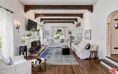 Los Angeles County Single Family Home For Sale: 1711 Ensley Avenue