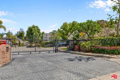 Tarzana Single Family Home For Sale: 4249 Tarzana Estates Drive