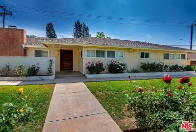 Arcadia Single Family Home For Sale: 1312 Highland Oaks Drive