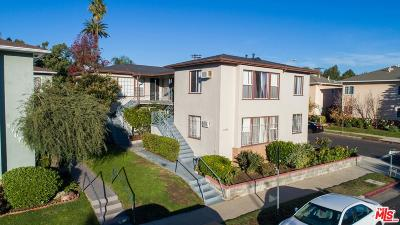 Residential Income For Sale: 5701 San Vicente Boulevard