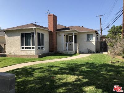 Single Family Home Sold: 4019 Bledsoe Avenue