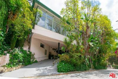 Single Family Home For Sale: 1730 Franklin Canyon Drive