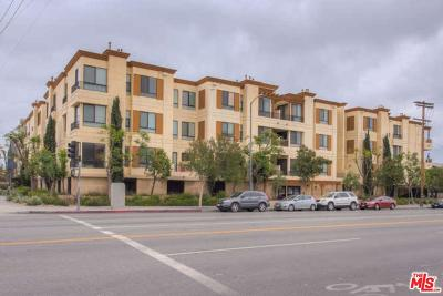 North Hollywood Condo/Townhouse Active Under Contract: 6938 Laurel Canyon #211