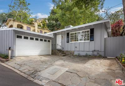 Single Family Home Active Under Contract: 8821 Lookout Mountain Avenue