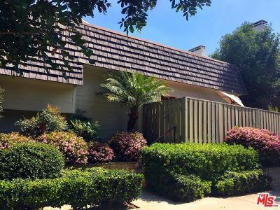 Valley Village Condo/Townhouse For Sale: 4730 Ben Avenue #20