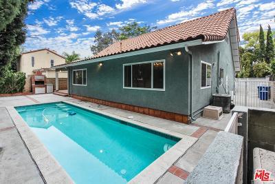 Sherman Oaks Single Family Home For Sale: 5417 Fulton Avenue