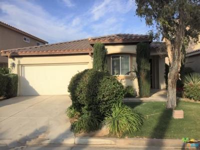 Cathedral City Single Family Home Active Under Contract: 31234 Faja Caballero