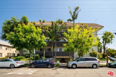 Burbank Condo/Townhouse Active Under Contract: 4140 Warner #106