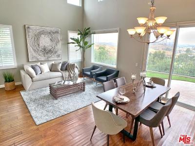 Valencia Single Family Home For Sale: 27264 Valderrama Drive