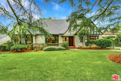 Altadena Single Family Home For Sale: 1952 Meadowbrook Road