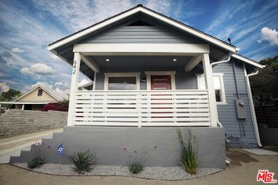 Los Angeles County Single Family Home For Sale: 642 Silver Lake