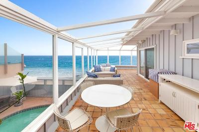 Malibu Single Family Home For Sale: 27356 Pacific Coast Highway