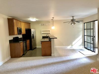 Los Angeles County Condo/Townhouse Active Under Contract: 10982 Roebling Avenue #457