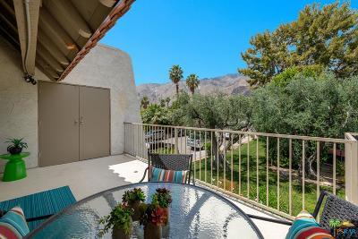 Palm Springs Condo/Townhouse Active Under Contract: 390 West Santa Elena Road