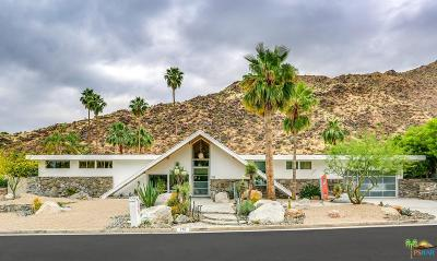 Palm Springs Single Family Home For Sale: 755 West Crescent Drive