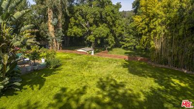 Pacific Palisades Single Family Home For Sale: 1161 Ravoli Drive