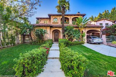 Beverly Hills Rental For Rent: 307 North Alpine Drive