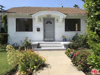 Beverly Hills Rental For Rent: 8643 Clifton Way