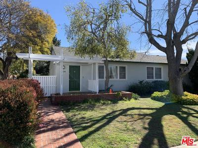 Single Family Home Active Under Contract: 2504 Midvale Avenue