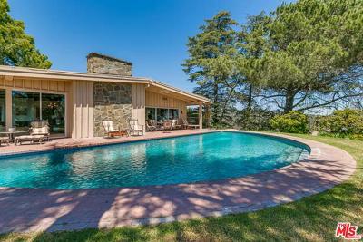 Los Angeles County Rental For Rent: 1775 Summitridge Drive