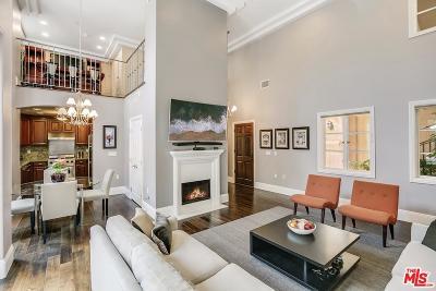 Santa Monica Condo/Townhouse For Sale: 1311 Centinela Avenue #4