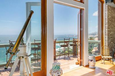 Malibu Single Family Home For Sale: 3916 Rambla Orienta