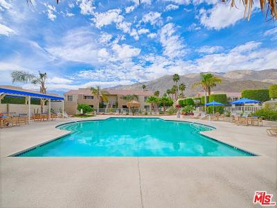 Palm Springs Condo/Townhouse For Sale: 222 North Calle El Segundo #519