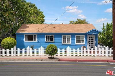Single Family Home For Sale: 11651 Ohio Avenue