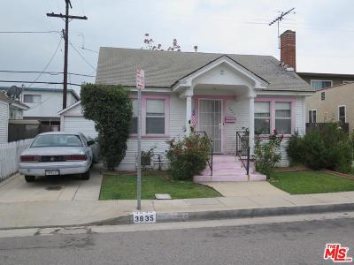 Culver City Single Family Home Active Under Contract: 3835 Goldwyn Terrace