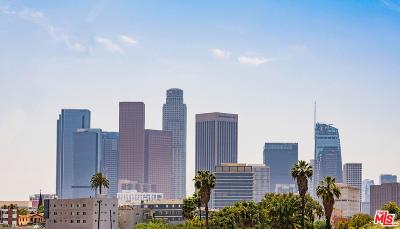 Los Angeles Single Family Home Active Under Contract: 711 Bernard Street