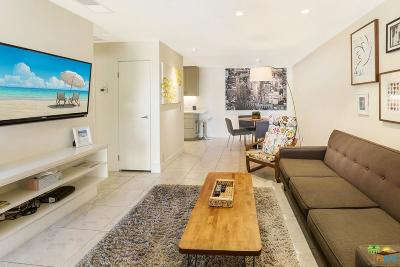 Palm Springs Condo/Townhouse For Sale: 2857 North Los Felices Road #205