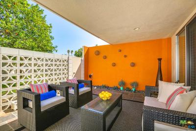 Palm Springs Condo/Townhouse For Sale: 1864 South Barona Road