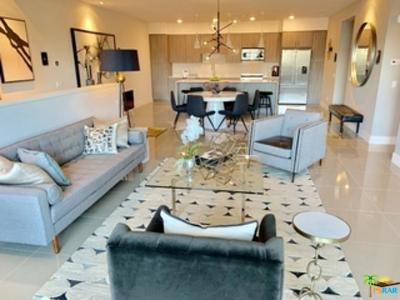 Palm Springs Condo/Townhouse Active Under Contract: 123 The Riv