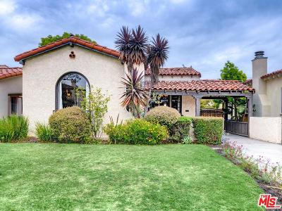Los Angeles County Single Family Home For Sale: 2246 Glendon Avenue