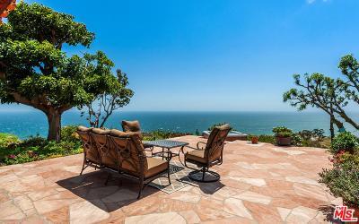 Malibu Single Family Home For Sale: 20649 Las Flores Mesa Drive