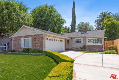 Woodland Hills Single Family Home For Sale: 4805 San Feliciano Drive