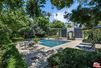 Beverly Hills Single Family Home For Sale: 715 North Canon Drive
