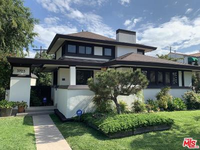 Los Angeles County Single Family Home For Sale: 3923 West 9th Street