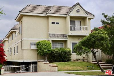 Alhambra Condo/Townhouse For Sale: 1713 Vine Street #B