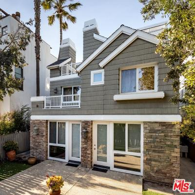 Marina Del Rey Single Family Home For Sale: 21 Reef Street