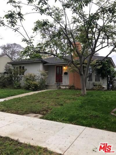 Single Family Home Active Under Contract: 2646 Westwood Boulevard
