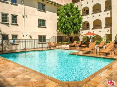 Woodland Hills Rental For Rent: 6203 Variel Avenue #105