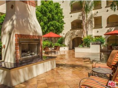 Woodland Hills Rental For Rent: 6203 Variel Avenue #114