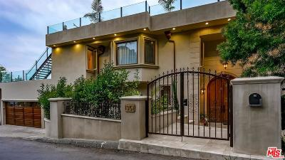 Beverly Hills Rental For Rent: 1351 Tower Grove Drive