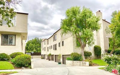 South Pasadena Condo/Townhouse For Sale: 1114 Magnolia Street #D