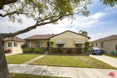 Alhambra Single Family Home For Sale: 1812 South Granada Avenue