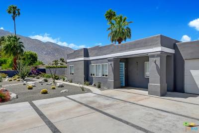 Palm Springs Single Family Home For Sale: 1572 North Riverside Drive
