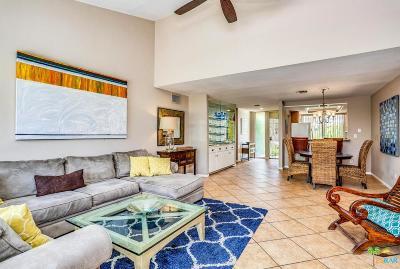 Palm Desert Condo/Townhouse Active Under Contract: 45769 West Verba Santa Drive