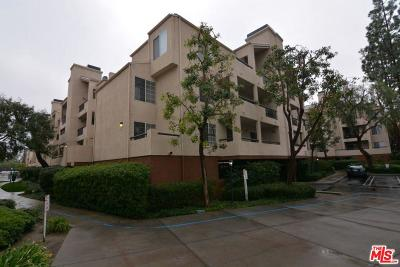 Woodland Hills Condo/Townhouse For Sale: 21520 Burbank #103